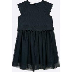 Sukienki dziewczęce z falbanami: Name it - Sukienka dziecięca 92-122 cm