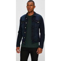 Blend - Kurtka. Niebieskie kurtki męskie jeansowe marki Reserved, l. Za 169,90 zł.