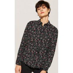 Wzorzysta koszula - Wielobarwn. Czarne koszule damskie marki House, l. Za 79,99 zł.