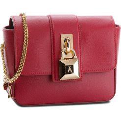 Torebka PATRIZIA PEPE - 2V6067/A4K3-R616 Ruby. Czarne torebki klasyczne damskie marki Patrizia Pepe, ze skóry. W wyprzedaży za 689,00 zł.