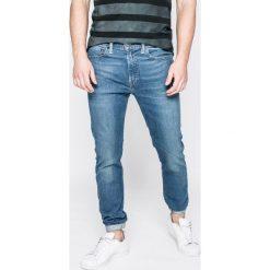 Levi's - Jeansy 510. Brązowe jeansy męskie regular Levi's®. W wyprzedaży za 349,90 zł.