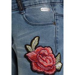 Retour Jeans AICHA Jeansy Slim Fit medium blue. Niebieskie spodnie chłopięce Retour Jeans, z bawełny. W wyprzedaży za 199,20 zł.