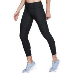 Spodnie sportowe damskie: Under Armour Spodnie damskie TB Balance Crop czarne r. M (1305432-001)
