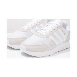 Adidas Originals HAVEN  Tenisówki i Trampki footwear white/vintage white. Białe tenisówki męskie marki adidas Originals, z materiału. W wyprzedaży za 195,30 zł.