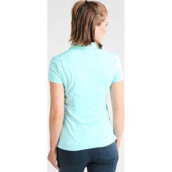 Nike Golf VICTORY  Koszulka sportowa light aqua/heather/white. Zielone t-shirty damskie Nike Golf, m, z materiału. W wyprzedaży za 168,35 zł.