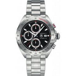 ZEGAREK TAG HEUER FORMULA 1 CAZ2010.BA0876. Czarne zegarki męskie marki KALENJI, ze stali. Za 11360,00 zł.