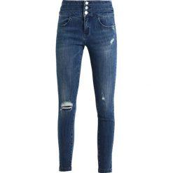Miss Sixty JOCKIE TROUSERS Jeansy Slim Fit blue. Niebieskie jeansy damskie Miss Sixty. W wyprzedaży za 377,30 zł.