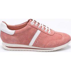 S. Oliver - Buty. Różowe buty sportowe damskie S.Oliver, z gumy. W wyprzedaży za 179,90 zł.