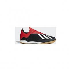 Buty do piłki nożnej adidas  Buty X Tango 18.3 IN. Czerwone halówki męskie Adidas, do piłki nożnej. Za 329,00 zł.