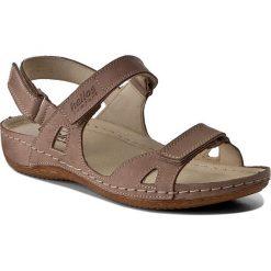 Rzymianki damskie: Sandały HELIOS – 205 Beż