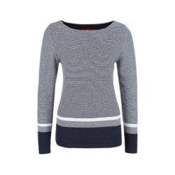 Swetry damskie: S.Oliver Sweter Damski 36 Niebieski