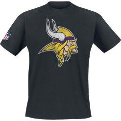 T-shirty męskie z nadrukiem: NFL Minnesota Vikings T-Shirt czarny