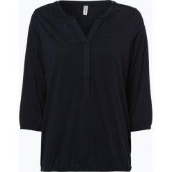 T-shirty damskie: soyaconcept® – Koszulka damska, niebieski