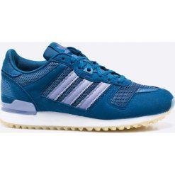 Adidas Originals - Buty Zx 700 W. Brązowe buty sportowe damskie marki adidas Originals, z bawełny. W wyprzedaży za 219,90 zł.