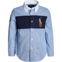 Polo Ralph Lauren BIG Koszula blue/multicolor. Niebieskie bluzki dziewczęce bawełniane Polo Ralph Lauren, polo. Za 359,00 zł.