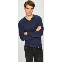 Pierre Cardin - Sweter. Czarne swetry klasyczne męskie Pierre Cardin, l, z bawełny. Za 379,90 zł.