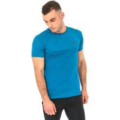 Asics Koszulka męska Ventilation Top niebieska r. M (1416238154). Niebieskie koszulki sportowe męskie marki Asics, m. Za 114,13 zł.