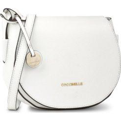 Torebka COCCINELLE - BF8 Clementine Soft E1 BF8 15 02 01 Blanche 010. Białe torebki klasyczne damskie Coccinelle. Za 999,90 zł.