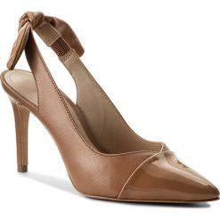 Rzymianki damskie: Sandały SCHUTZ – S 20391 0006 0012 U Toasted Nut