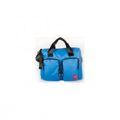 Kaiser  torba na akcesoria do przewijania Worker kolor niebieski. Niebieskie torby na laptopa Kaiser. Za 259,00 zł.