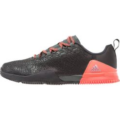 Buty sportowe damskie: adidas Performance CRAZYPOWER TR  Obuwie treningowe core black/red night/easy coral