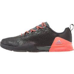 Buty damskie: adidas Performance CRAZYPOWER TR  Obuwie treningowe core black/red night/easy coral
