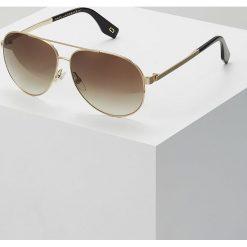 Marc Jacobs Okulary przeciwsłoneczne goldcoloured. Żółte okulary przeciwsłoneczne damskie Marc Jacobs. Za 569,00 zł.