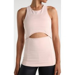 Topy sportowe damskie: adidas by Stella McCartney YO COMFORT  Top pearos