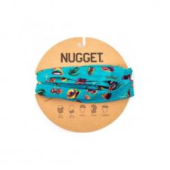 Nugget Unisex Chusta Niebieski Buff Snow Protection. Białe chusty damskie Nugget. Za 25,00 zł.