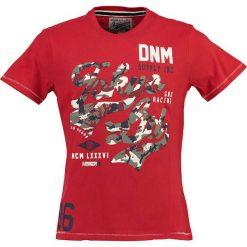 """T-shirty męskie z nadrukiem: Koszulka """"Jeco"""" w kolorze czerwonym"""