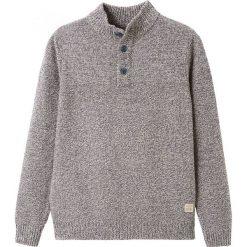 Swetry damskie: Sweter ze stójką z grubej dzianiny