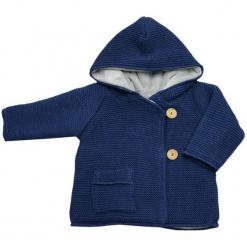EKO Sweter Dziewczęcy Z Guzikami 80 Wielokolorowy. Niebieskie swetry dziewczęce EKO. Za 101,00 zł.