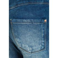 Name it NITTALKA Jeans Skinny Fit medium blue denim. Niebieskie jeansy dziewczęce Name it, z bawełny. Za 129,00 zł.