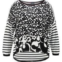 Persona by Marina Rinaldi ADAMO Sweter black. Czarne swetry klasyczne damskie Persona by Marina Rinaldi, z materiału. W wyprzedaży za 591,20 zł.