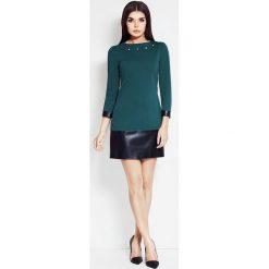 Odzież damska: Sukienka Awama w kolorze zielonym