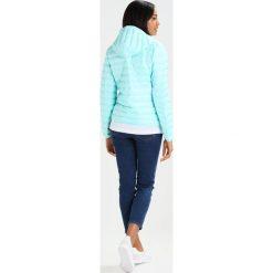 Adidas Performance VARILITE Kurtka puchowa clear aqua. Niebieskie kurtki damskie puchowe adidas Performance, xs, z materiału. W wyprzedaży za 399,20 zł.