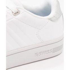 Trampki damskie slip on: KSWISS COURT FRASCO Tenisówki i Trampki white/silver/barely blue