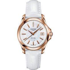 RABAT ZEGAREK CERTINA DS PRIME C004.210.36.116.00. Białe zegarki damskie CERTINA, ze stali. W wyprzedaży za 1566,40 zł.