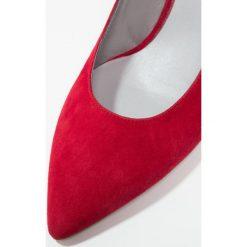 Buty ślubne damskie: Maripé Czółenka rosso