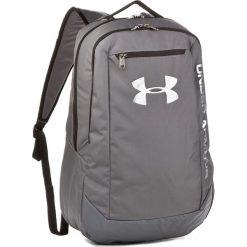 Plecak UNDER ARMOUR - Ua Hustle Backpack 1273274-040 Ldwr-Gph/Gph/Slv. Szare plecaki męskie Under Armour, z materiału, sportowe. W wyprzedaży za 119,00 zł.