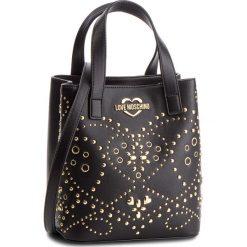 Torebka LOVE MOSCHINO - JC4127PP17LR000A Oro. Czarne torebki klasyczne damskie marki Love Moschino, ze skóry ekologicznej. Za 799,00 zł.