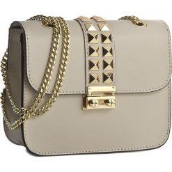 Torebka CREOLE - K10241 Jasny Beż. Brązowe torebki klasyczne damskie Creole, ze skóry. W wyprzedaży za 159,00 zł.