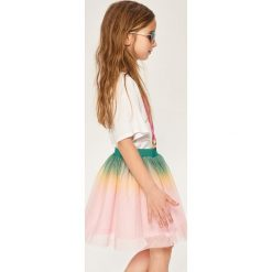 Tiulowa spódnica - Różowy. Czerwone spódniczki dziewczęce Reserved, z tiulu. W wyprzedaży za 39,99 zł.