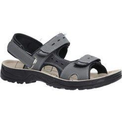 Szare sandały na rzepy Casu P03. Szare sandały męskie Casu, na rzepy. Za 39,99 zł.