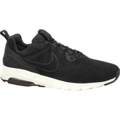 Buty męskie Nike Air Max Motion Low NIKE czarne. Czarne buty skate męskie Nike, z materiału, nike air max. Za 399,90 zł.