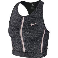 Koszulka termoaktywna damska NIKE PRO HYPER COOL TANK / 889627-015. Czarne bluzki sportowe damskie Nike, sportowe. Za 179,00 zł.