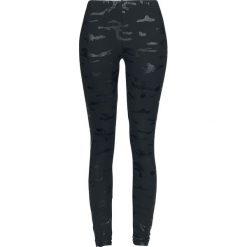 Black Premium by EMP Built For Comfort Legginsy czarny. Czarne legginsy skórzane marki Black Premium by EMP, xl. Za 99,90 zł.