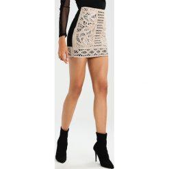 Minispódniczki: Ivyrevel LIVELY SKIRT Spódnica mini black/gold