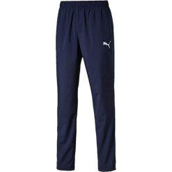 """Spodnie męskie: Spodnie dresowe """"Essentail"""" w kolorze granatowym"""