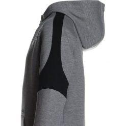 Bejsbolówki męskie: Puma EVOSTRIPE MOVE HOODY  Bluza z kapturem medium gray heather